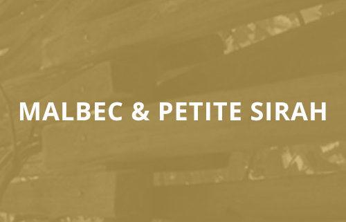 Malbec & Petite Sirah